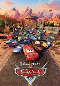 Cars Locandina